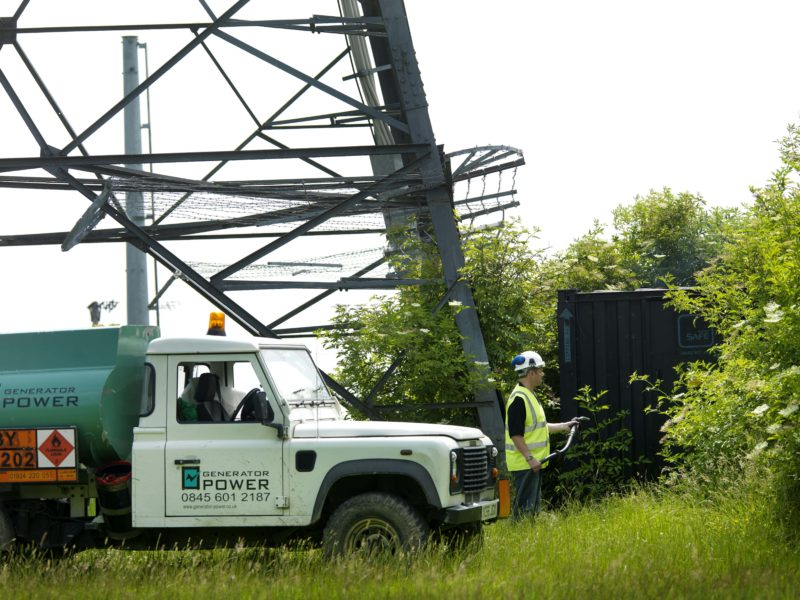 Fuel Management Service | Generator Power