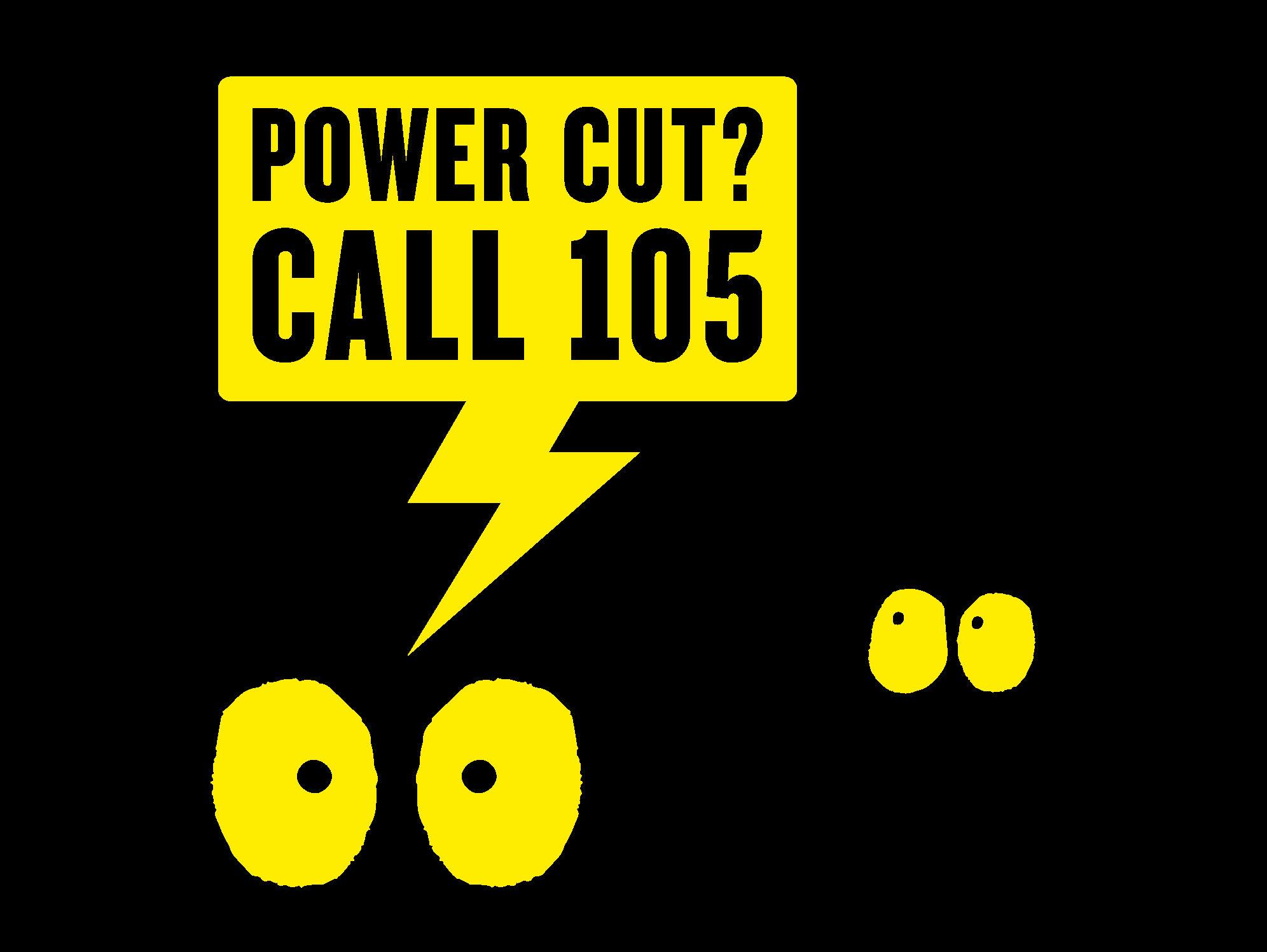 Call 105